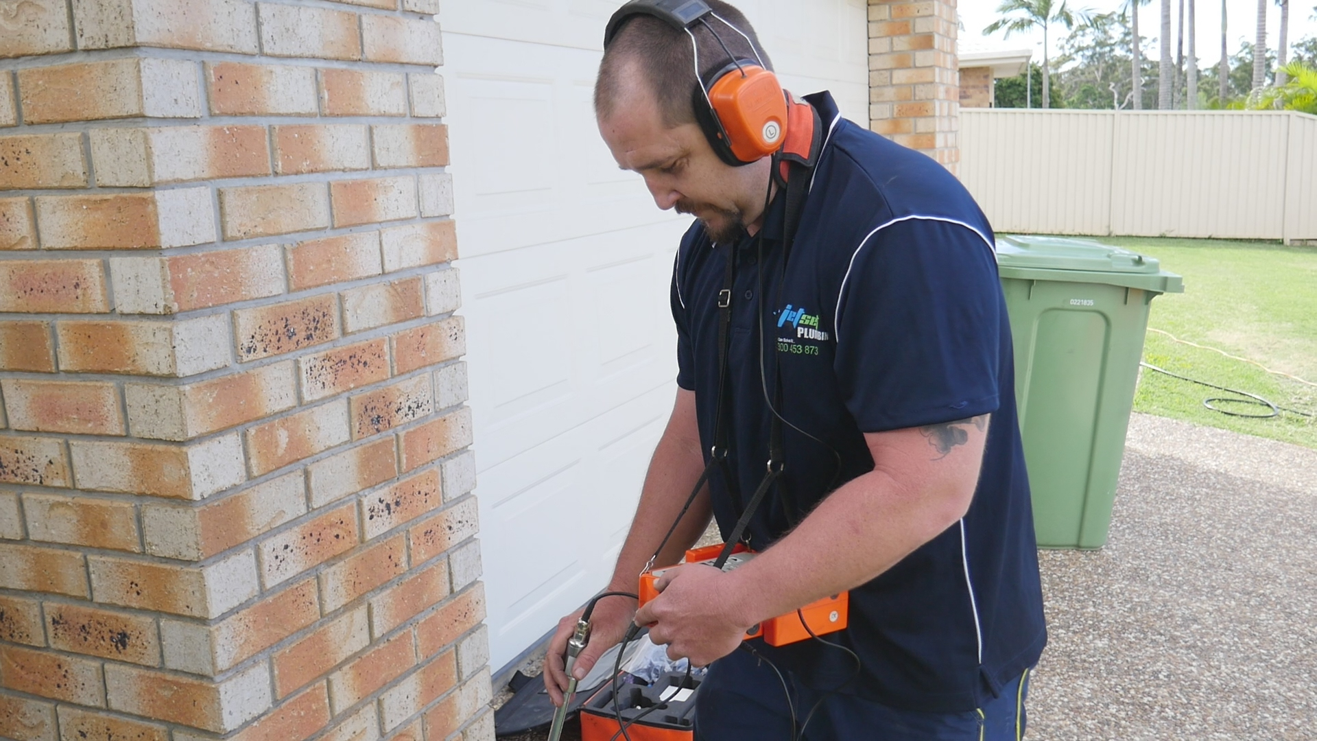 Leak Detection Brisbane checks any leaking taps or toilets